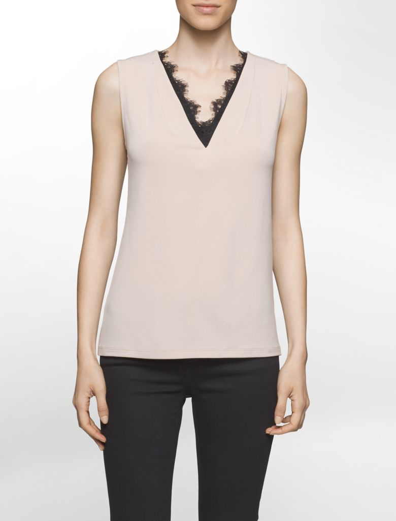 Find lace v neck top at ShopStyle. Shop the latest collection of lace v neck top from the most popular stores - all in one place.