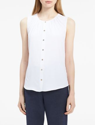 Women's Shirts & Blouses on Sale | Calvin Klein
