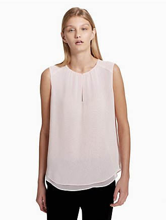 Women's Tops & Blouses on Sale   Calvin Klein