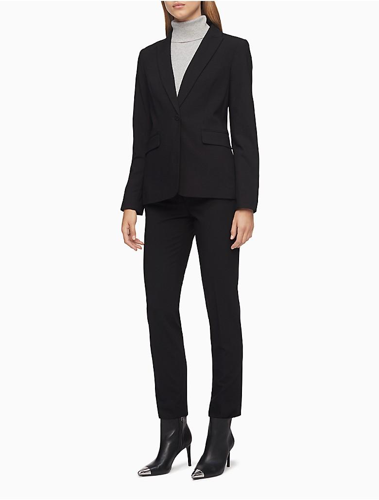 Amazing Calvin Klein Calvin Klein Women39s ModernFit Suit Pant  Casual Pants