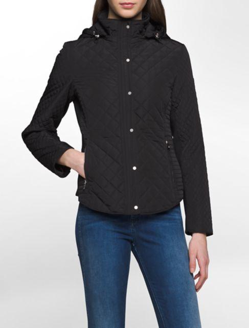 Women's Outerwear   Calvin Klein