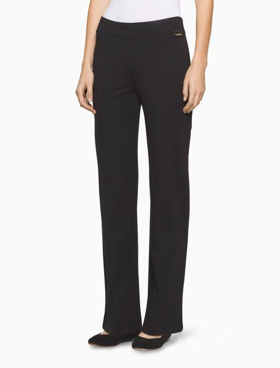 Women's Pants: Joggers, Capris & Culottes | Calvin Klein