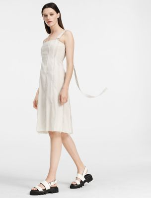Size 0 white dress gon