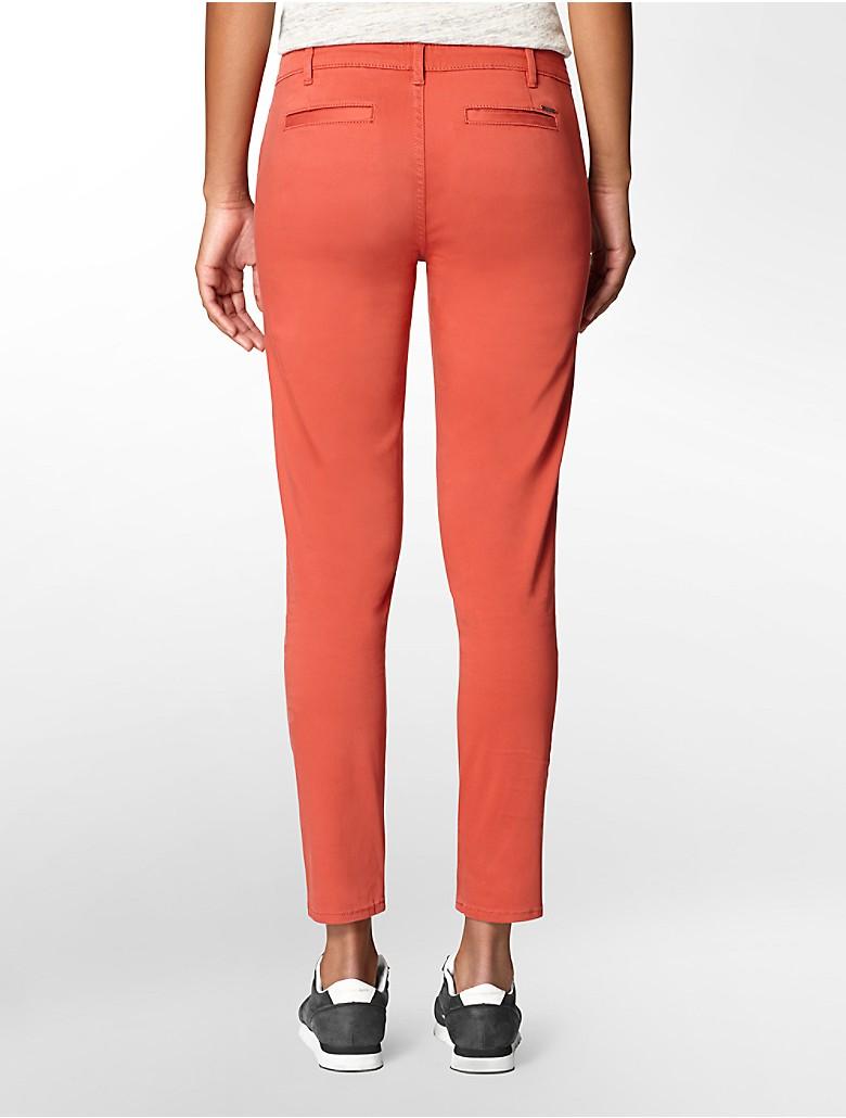 New Calvin Klein Calvin Klein Women39s ClassicFit Suit Pant  Casual Pants