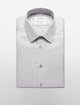 Men's Dress Shirts & Slim Fit Dress Shirts | Calvin Klein