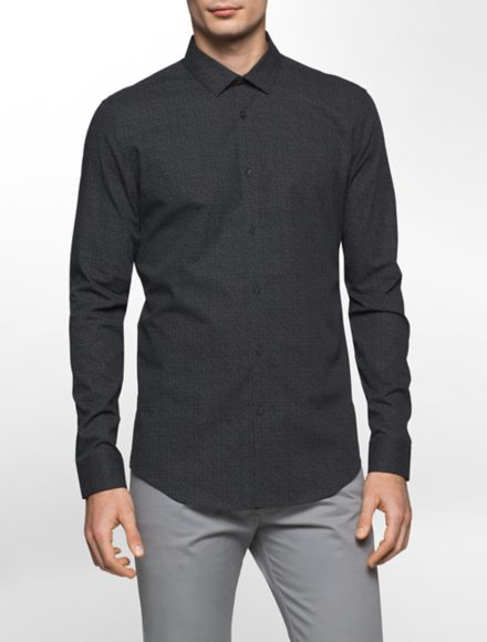 Men's Casual Shirts on Sale | Calvin Klein