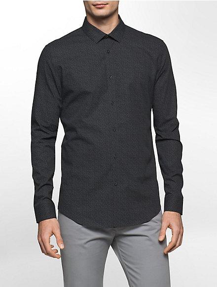 Men's Casual Shirts on Sale | Calvin Klein
