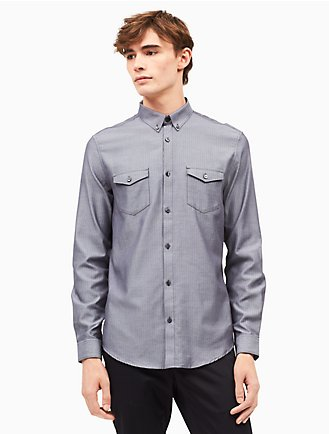Button-Up Shirts | Calvin Klein
