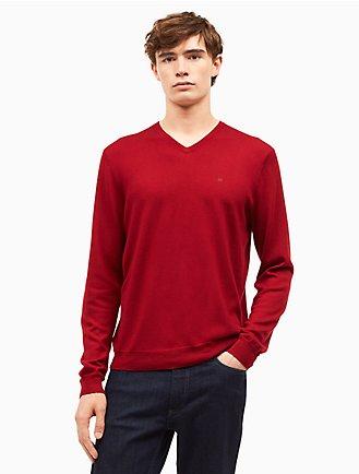 Men's Sweatshirts & Sweaters   Calvin Klein