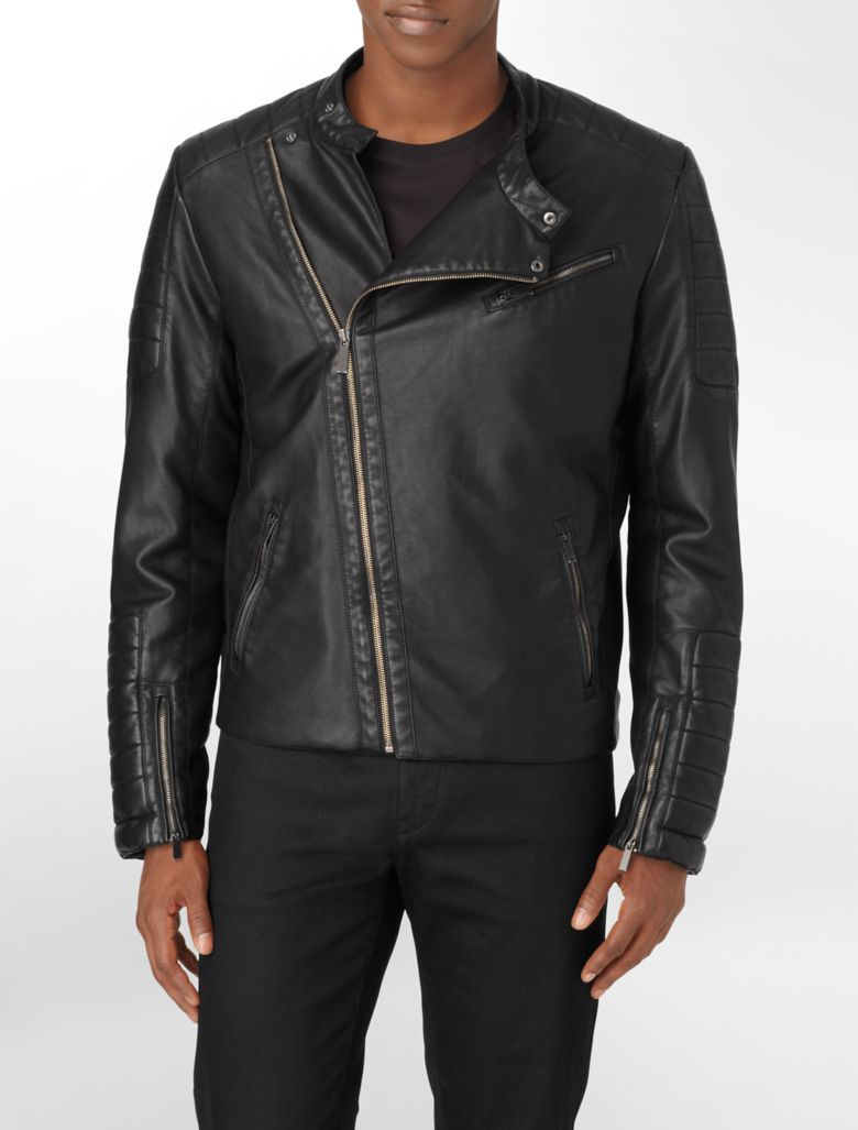 Men's Asymmetrical Jacket