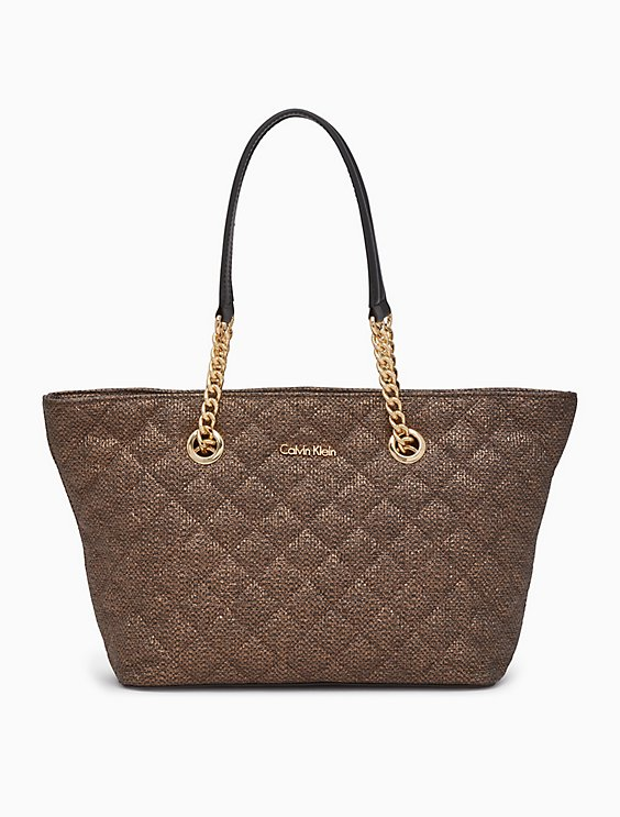 quilted tote bag | Calvin Klein : calvin klein quilted handbag - Adamdwight.com