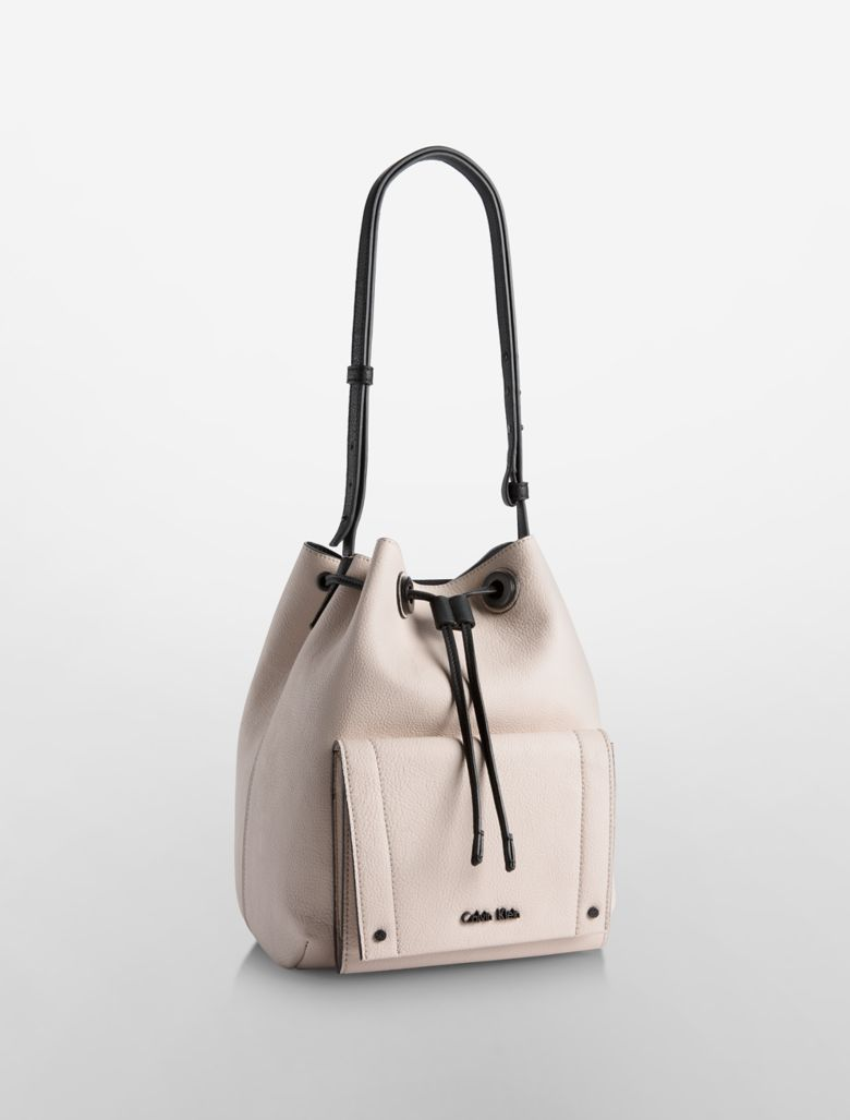 Awesome Calvin Klein Womens Mon Bucket Bag H4AJJ2KJ  Aahanbagblog