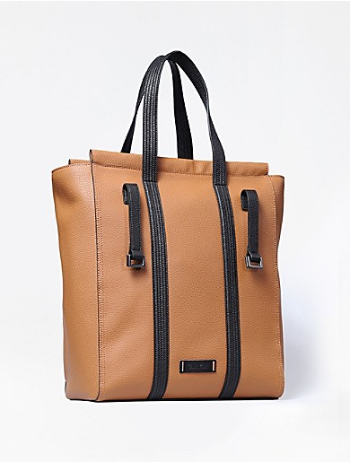 sport luxe north/south tote