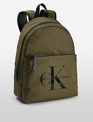 reissue canvas backpack calvin klein. Black Bedroom Furniture Sets. Home Design Ideas