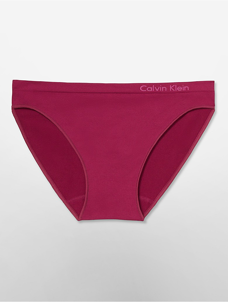 calvin klein womens seamless bikini underwear ebay. Black Bedroom Furniture Sets. Home Design Ideas