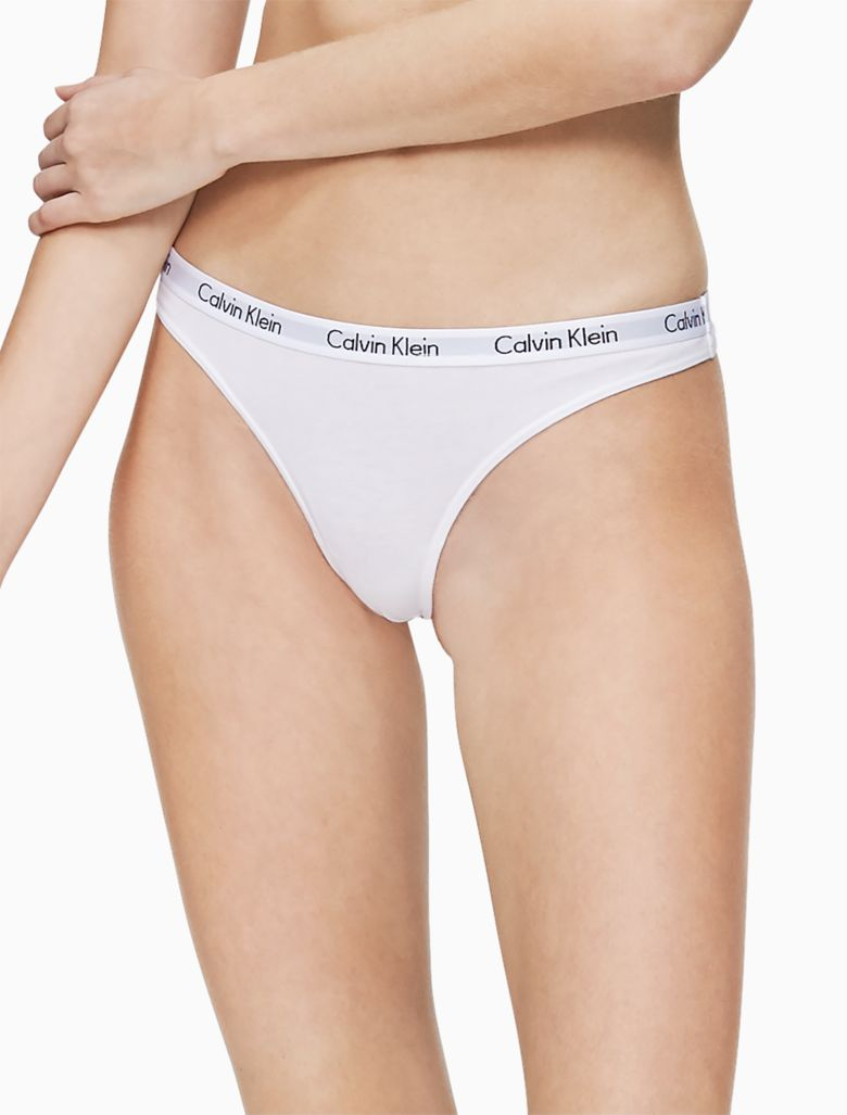 These types of thongs are best for all day wear when you don't want to worry about being uncomfortable in your own underwear throughout the activities the day will bring. A cotton thong is an undergarment that becomes especially necessary during the summertime when the temperatures are hot and the summer dresses come out to play.