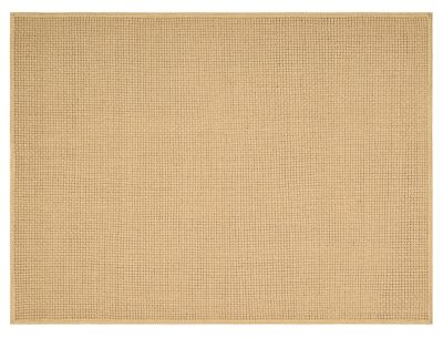 image for shetland basketweave rug in sisal from calvin klein
