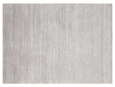 image for shimmer mineral rug in silver from calvin klein