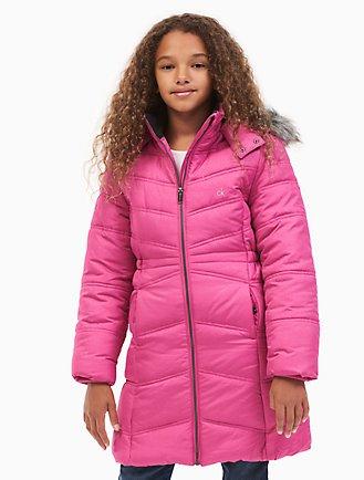 Kids | Girls Sizes 7-16 | Outerwear | Calvin Klein
