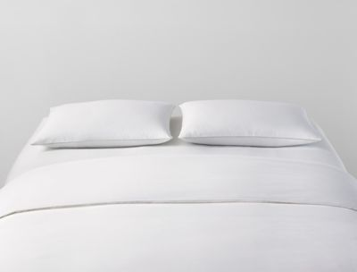 series 01 bedding collection in grey