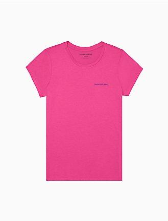 5c4924f4fb26 Logo Modal Blend Crewneck T-Shirt