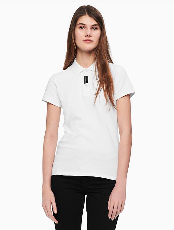 7a7e457d44 logo polo shirt   Calvin Klein