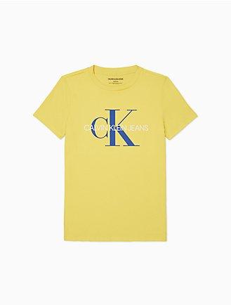 93f8e118932 Monogram Logo Crewneck T-Shirt
