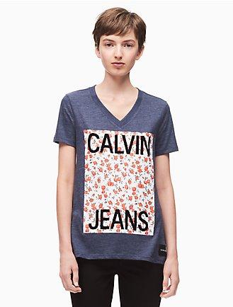 e6fe08841a Women's Shirts & Tank Tops | Calvin Klein