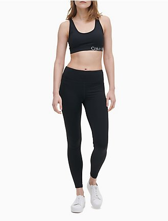 64f029514e Performance Logo Criss-Cross Sports Bra