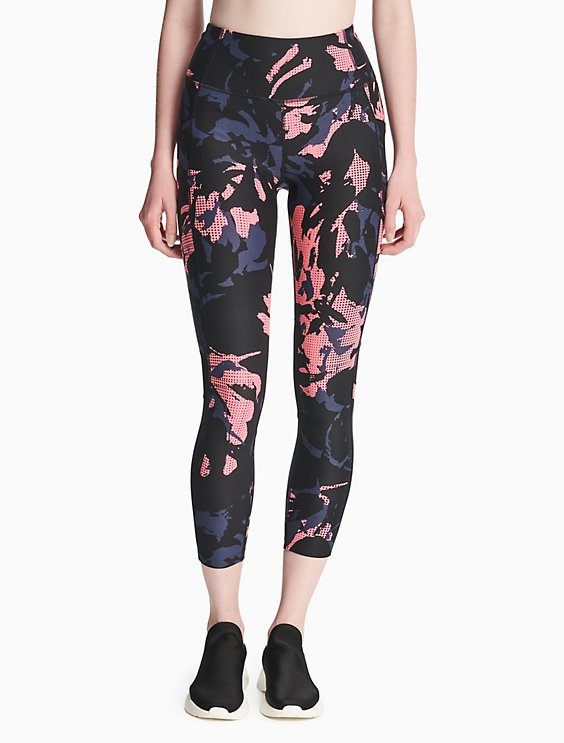 a8777320b8fb1 Price as marked performance printed side pocket leggings