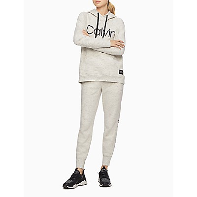 Performance Logo Drawstring Ankle Joggers