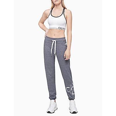Performance Striped Remix Logo Sweatpants