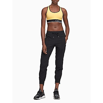 Performance Seamed High-Low Cuff Joggers