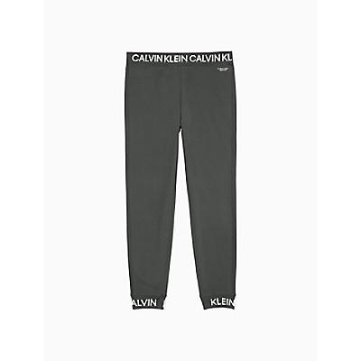 performance spiral print cropped leggings