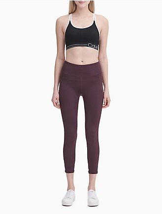 3d18bd161aaea Women's Pants: Joggers, Capris & Culottes | Calvin Klein
