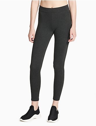 bf2ac7ad52 performance solid back pockets full length leggings