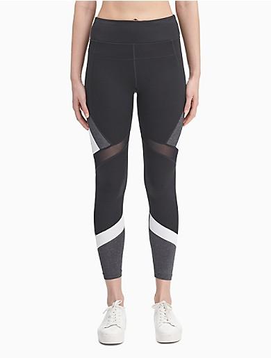 f7f34e3a02 performance colorblock high waist mesh leggings