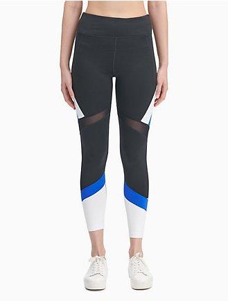3ec08fdbe43ae performance colorblock high waist mesh leggings
