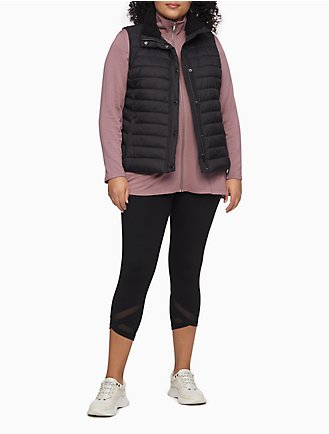 bc63e62e40d33 performance sherpa lined quilted vest