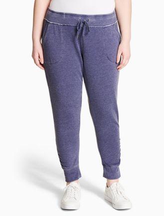 Calvin Klein Collection Woman Mid-rise Flared Jeans Indigo Size 36 Calvin Klein