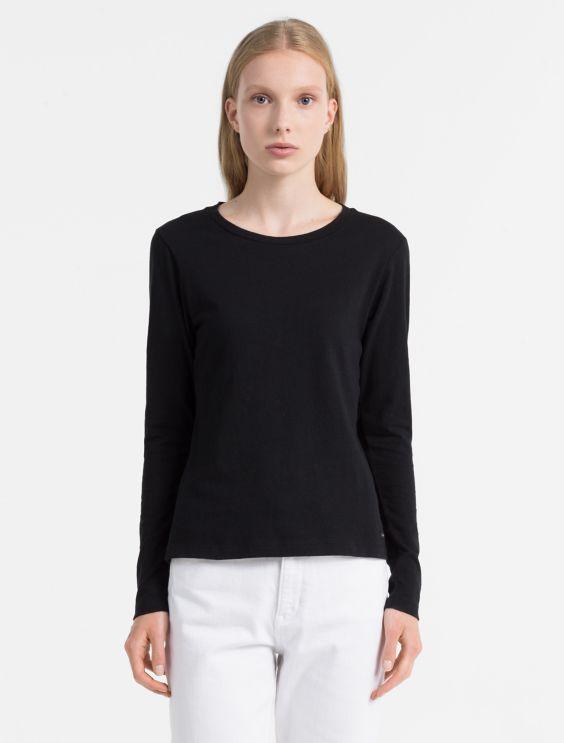 Calvin Klein Basic Longsleeve Top