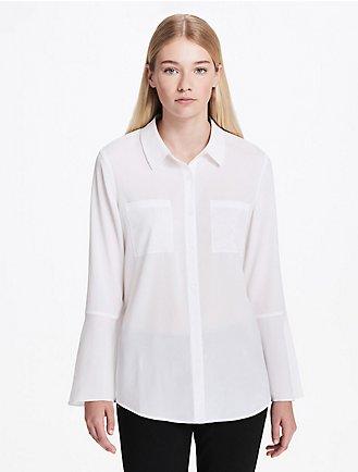 Women's Tops & Blouses on Sale | Calvin Klein