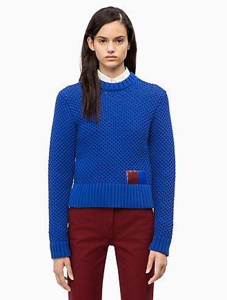 563b453d Women's Sweatshirts & Sweaters | Calvin Klein