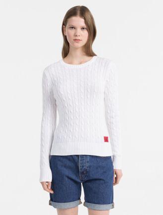 Women's Sweaters & Hoodies   Calvin Klein