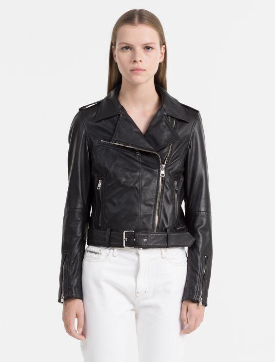 Calvin Klein Collection Woman Cashmere Jacket Black Size 40 Calvin Klein