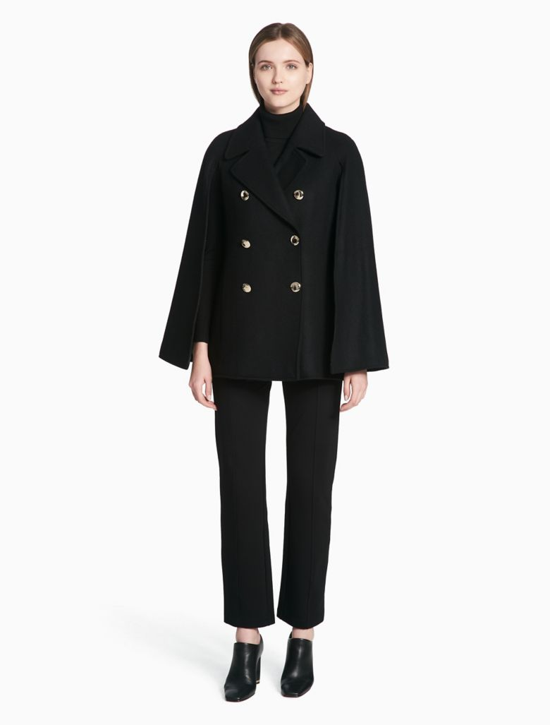 Find cape coat at Macy's Macy's Presents: The Edit - A curated mix of fashion and inspiration Check It Out Free Shipping with $49 purchase + Free Store Pickup.