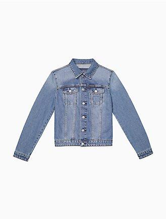 c9b28d4e5471 light blue denim trucker jacket