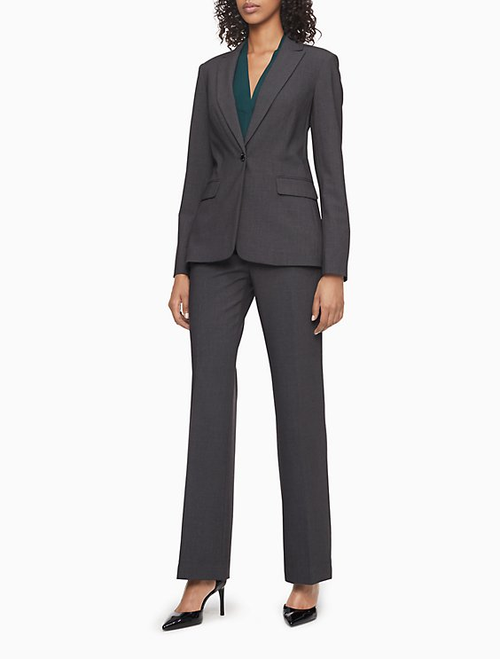6484b95d8568 straight charcoal suit pants