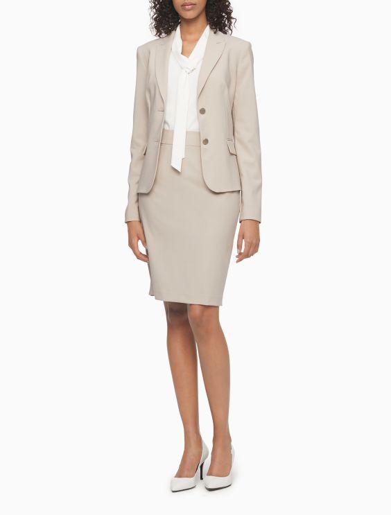 Women S Suits Skirts Business Attire