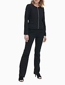 Back To Search Resultswomen's Clothing Suits & Sets Novelty Blue Fashion Autumn Winter Professional Business Work Suits With Jackets And Pants Ladies Trousers Sets Female Blazers Making Things Convenient For Customers